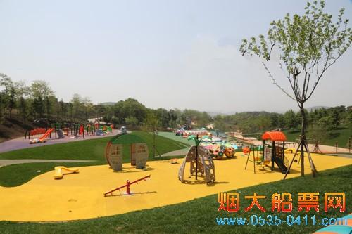 英歌石植物园儿童乐园本周六正式开园
